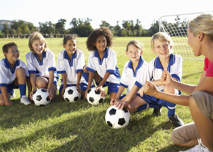 Get all sports, camp, and school forms for the entire year at your yearly check-up.